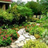 tipos clássicos de jardim